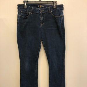 Lucky Brand Jeans - Lucky brand Lolita boot 10 / 30
